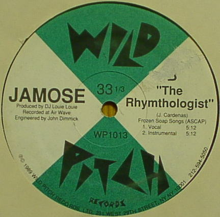 Jamose - Dance To The Megablast